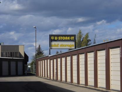 U STORE IT - Edmonton West - 780-483-0344