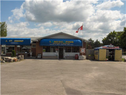 St Amands Landscape Depot Inc - Landscaping Equipment & Supplies - 905-682-1132