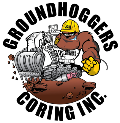 Groundhoggers Coring Inc - Waterproofing Contractors - 403-381-4121