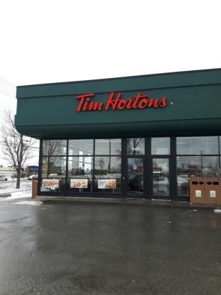 Tim Hortons - Cafes Terraces