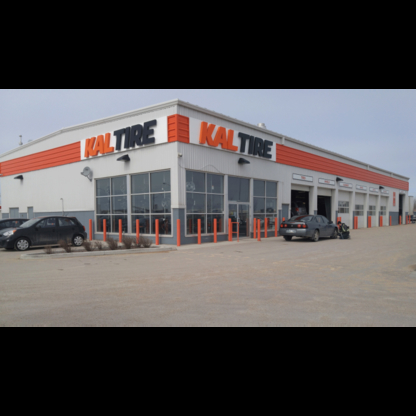 Kal Tire - Tire Retailers - 204-231-5400