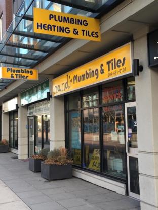 Nand's Plumbing & Tiles - Plumbers & Plumbing Contractors