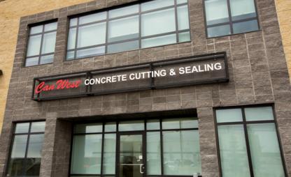 CanWest Concrete Cutting & Coring Ltd - Concrete Cutting & Breaking Equipment - 604-270-0303