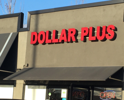 The Dollar Plus Store - Store Fixtures