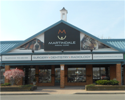 Martindale Animal Clinic - Veterinarians - 905-682-5551