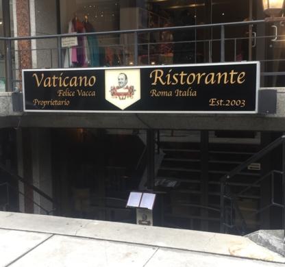 Vaticano Italian Restaurant - Seafood Restaurants