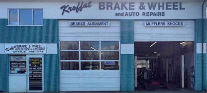 Voir le profil de Kroffat Brake & Wheel Ltd - Salt Spring Island