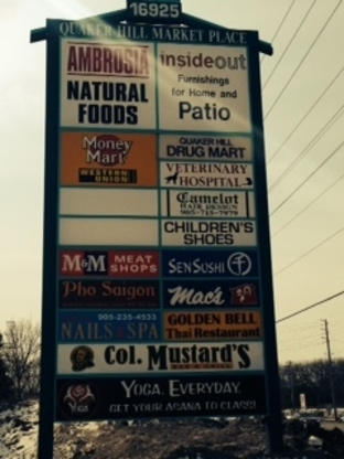 Ambrosia Natural Foods - Health Food Stores - 905-898-5262
