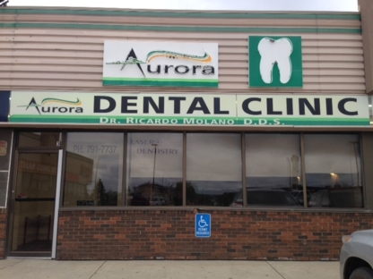 Aurora Dental Clinic - Dentists - 780-791-7737