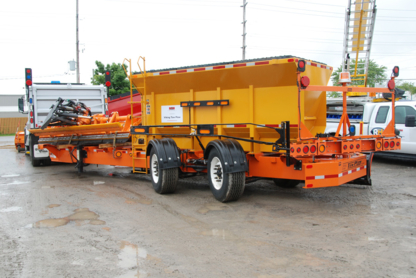 Malmberg Truck Trailer Equipment Ltd - Truck Repair & Service - 613-741-3360