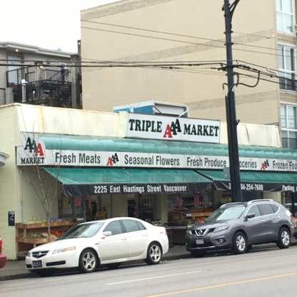 Triple A Fresh Produce Inc - Grocery Stores