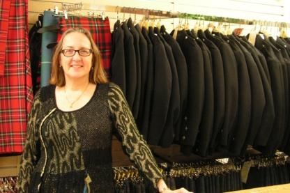 Scottish Imports Inc - Vêtements de cérémonie - 780-433-6889