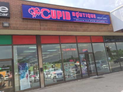 Cupid Boutique Sex Shop North York - Sex Shops