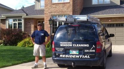 Transcona Window Cleaning - Lavage de vitres - 204-226-2046