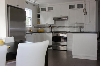 Atelier R.M Inc - Armoires de cuisine - 819-374-4468