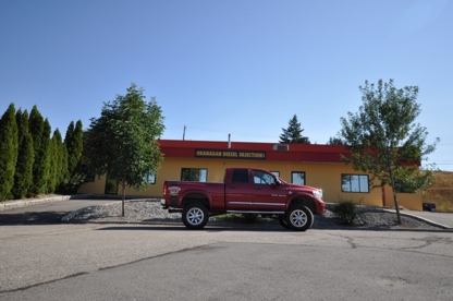 Okanagan Diesel Injection Ltd - Diesel Engines - 250-549-2101