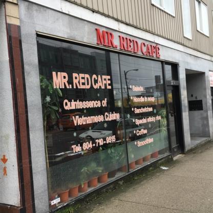 Mr Reds Café - Sandwiches & Subs - 604-710-9515