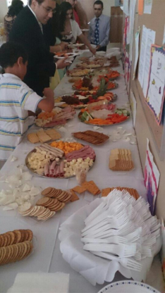 Hot N Cold Catering - Buffets