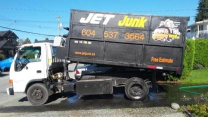 Jet Junk Ltd. - Residential Garbage Collection