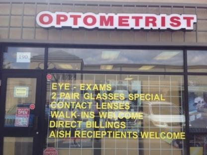 Trans Canada Vision Care - Optometrists - 403-248-2226