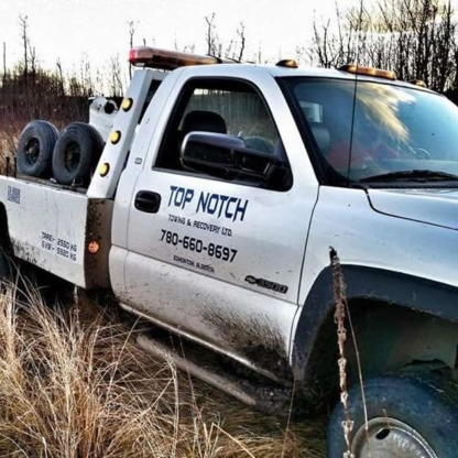 Top Notch Towing & Recovery - Vehicle Towing