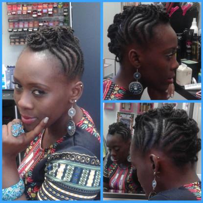 Création Nathania - Salons de coiffure et de beauté - 514-712-6217