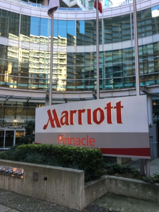 Vancouver Marriott Pinnacle Hotel - Hôtels - 604-684-1128