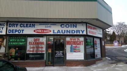 Cedargreen Coin Laundry and Dry Clean - Laundromats - 416-289-7514