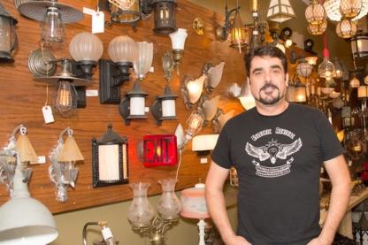 Vintage & Custom Lighting - Lighting Stores - 416-766-5500