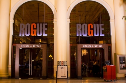 Rogue Kitchen & Wet Bar - American Restaurants - 604-678-8000