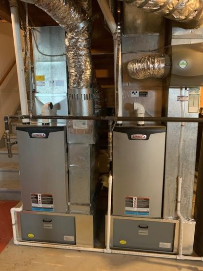 Atlas Heating & Air Conditioning Ltd - Air Conditioning Contractors
