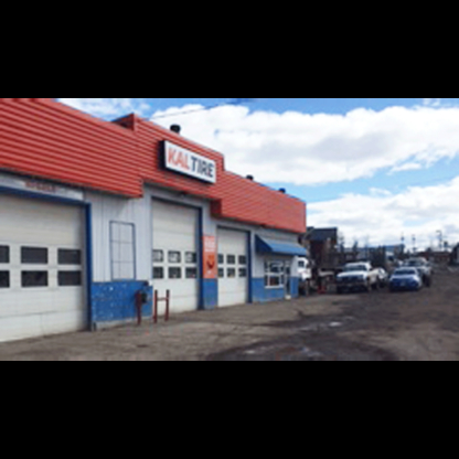 Kal Tire - Tire Retailers - 250-692-7542