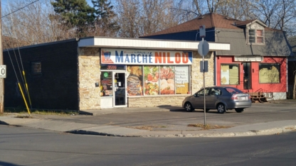 Marché Nilou - Gourmet Food Shops