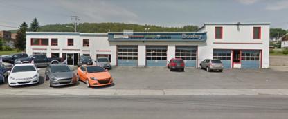 Garage Boulay Dodge Chrysler - Garages de réparation d'auto - 418-368-3344