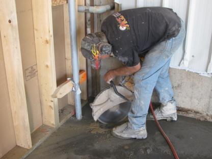 Ace Coring & Concrete Cutting - Concrete Cutting & Breaking Equipment - 403-968-6750