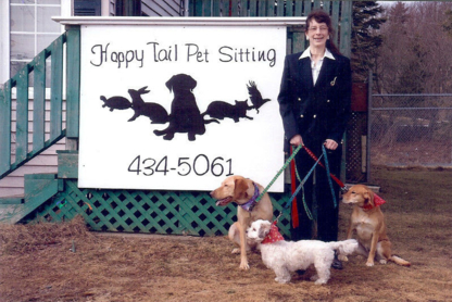 Happy Tails Pet Sitting - Garderie d'animaux de compagnie - 902-434-5061