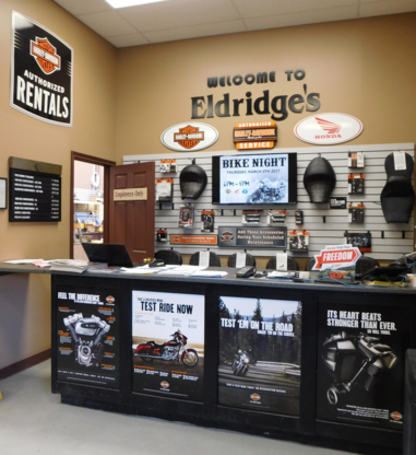 Eldridge's Honda - Pumps - 506-635-1223