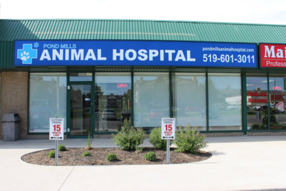 Pond Mills Animal Hospital - Hospitals & Medical Centres - 519-601-3011