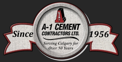 View A-1 Cement Contractors Ltd's Calgary profile