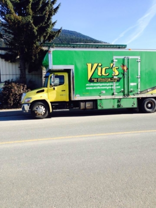 Vic's The Moving Man - Déménagement et entreposage - 306-533-5839