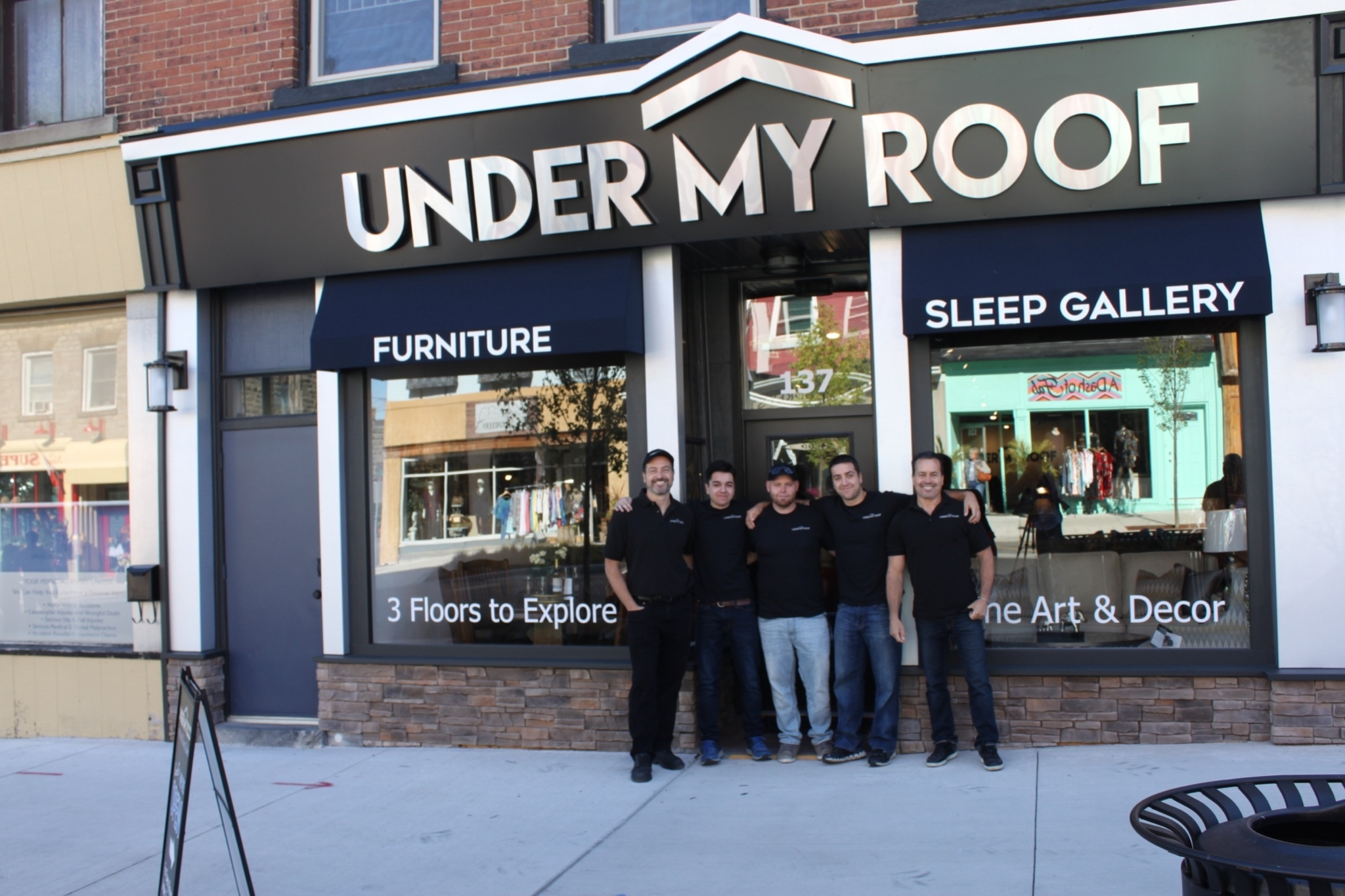 Under My Roof Opening Hours 137 John St N Arnprior On