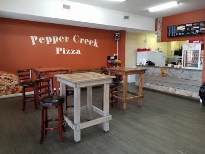 Pepper Creek Pizza - Pizza et pizzérias - 506-454-9866