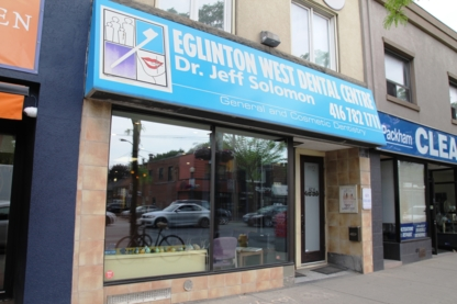 Eglinton West Dental - Emergency Dental Services - 416-782-1711
