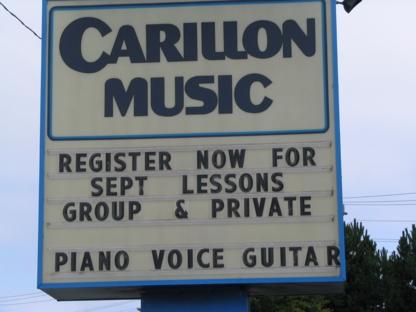 Voir le profil de Carillon Music Ltd - Whalley