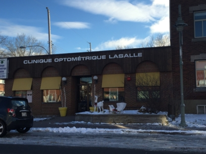 Clinique Optometrique Lasalle - Optometrists