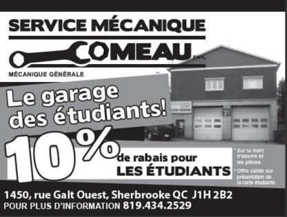 Service Mécanique Bégin Inc - Auto Repair Garages - 819-569-0540
