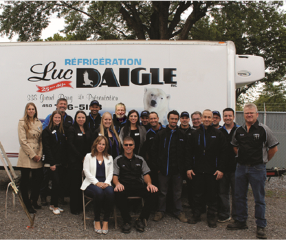 View Refrigeration Luc Daigle Inc's Léry profile