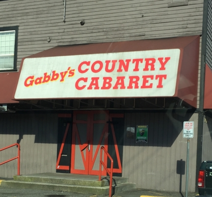 Gabby's Country Cabaret - Night Clubs - 604-533-3111