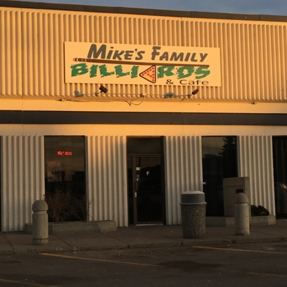 Mike's Family Billiards - Pool Halls - 403-274-0726
