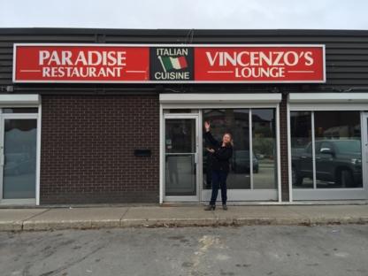 Paradise Restaurant - Restaurants italiens - 204-338-4659